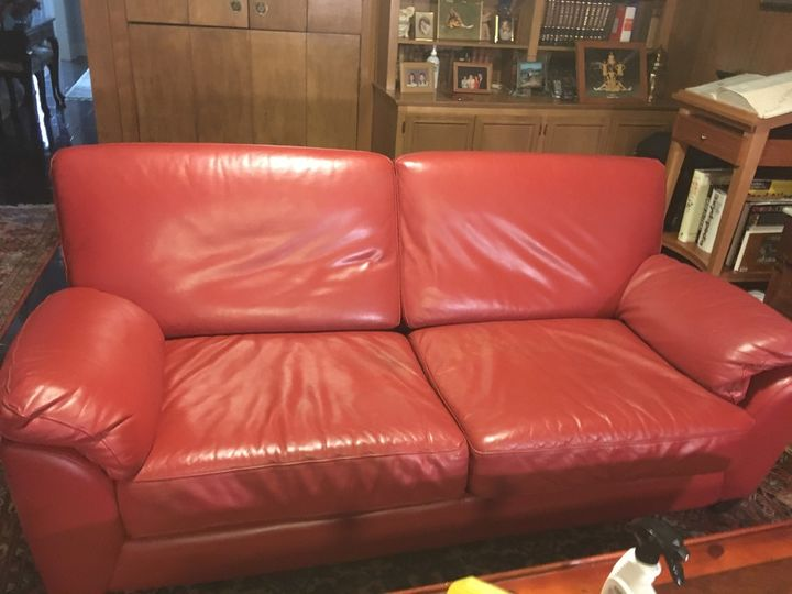 Leather Cleaning in Middleburg, FL (1)