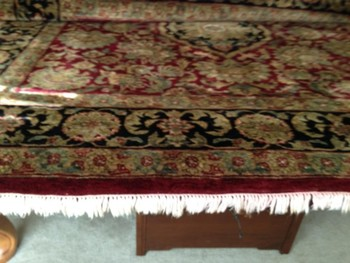 Area Rug Cleaning & Fringe Cleaning by Teddy Bear Carpet Care LLC in Jacksonville, FL