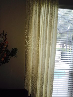 Drapery / Curtain Cleaning in Jacksonville, FL