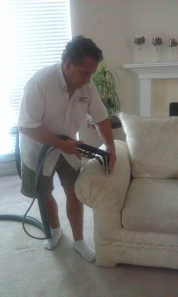 Upholstery Cleaning by Teddy Bear Carpet Care LLC