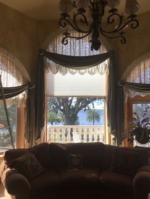 Custom Window Treatments in Jacksonville, FL (1)